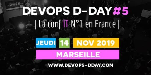 DEVOPS D-DAY #5ème édition, l'histoire continue...