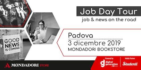 Job Day Tour / Padova biglietti