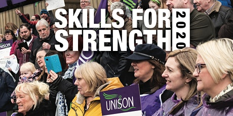 Skills for Strength 2020 tickets