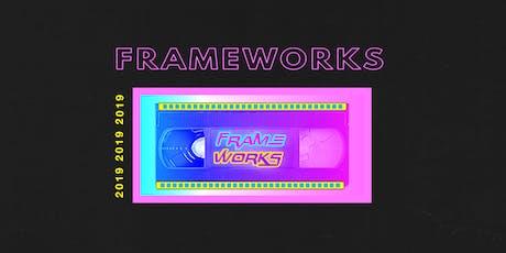 Frameworks 2019 tickets