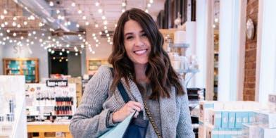 Liz Adams x Bluemercury Holiday Shopping Party