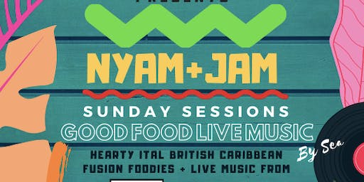 | VIBITEZ | NYAM + JAM Sunday Sessions x Whitstable