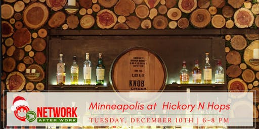 Network After Work Minneapolis at Hickory N Hops