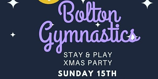 Bolton Gymnastics Christmas Party 2019
