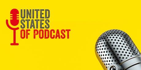 United States of Podcast 2019   dove le parole incontrano il digitale biglietti