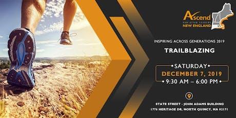 Inspiring Across Generations Conference 2019: Trailblazing tickets