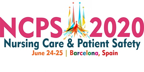 2nd International Conference on Nursing Care and Patient Safety tickets