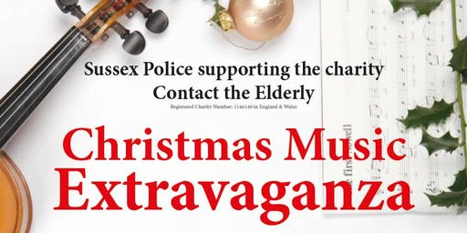 Sussex Police Charity Christmas Music Extravaganza