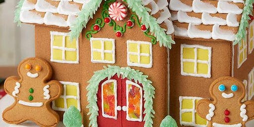2nd Annual Family Gingerbread Decorating for a Cause