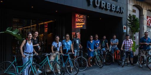 YURBBAN CYCLE con FINNA CYCLES y PLAT UNIC