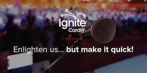 Ignite Cardiff #41