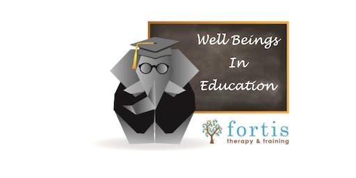 Schools Wellbeing Breakfast Event