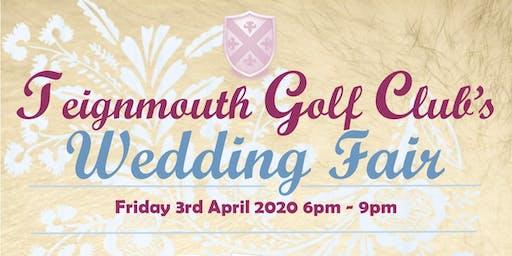 Teignmouth Golf Club's Wedding Fair