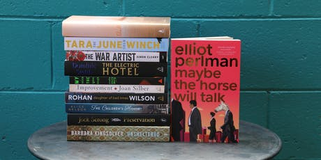 King Street Book Club - 'Maybe the Horse Will Talk' by Elliot Perlman tickets
