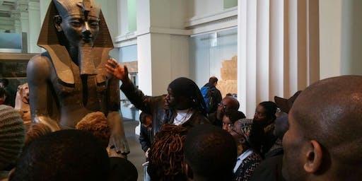 Black History Tour of British Museum - Morning Tour - 15 December 2019