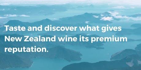 New Zealand in a Glass Dublin tickets