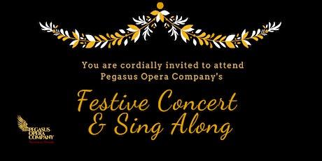 Pegasus Opera Festive Concert!  tickets