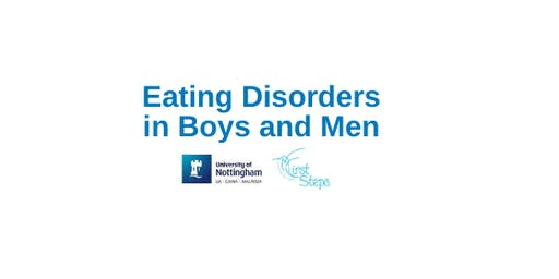 Eating Disorders in Boys and Men (Group Working Event)