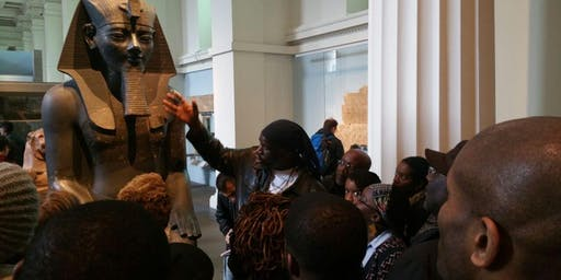 Black History Tour of British Museum - Afternoon Tour - 15 December 2019
