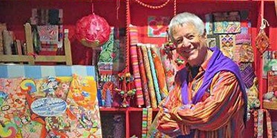 AN EVENING WITH KAFFE FASSETT