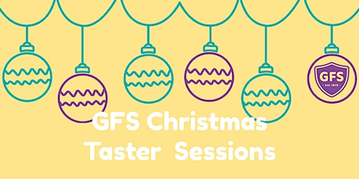 GFS Chester-Le-Street Christmas taster sessions