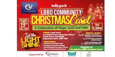 LBBD Community Christmas Carol