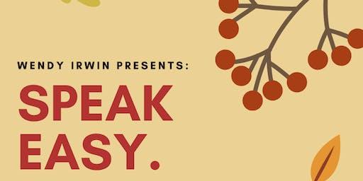 Speakeasy: Improv with a Purpose