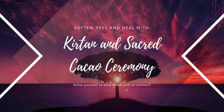 Kirtan & Sacred Cacao Ceremony tickets