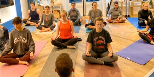 Et Si On Faisait Du Yoga A Midi ?