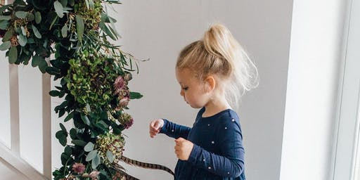 Deck the Halls! Wreath Making Workshop at Joules of Rushden Lakes