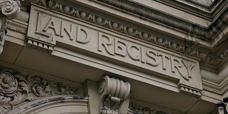 CPD Breakfast  Land Registry Update X-Press Legal Services tickets