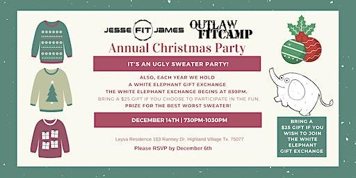 JJF & OFC Company Christmas Party