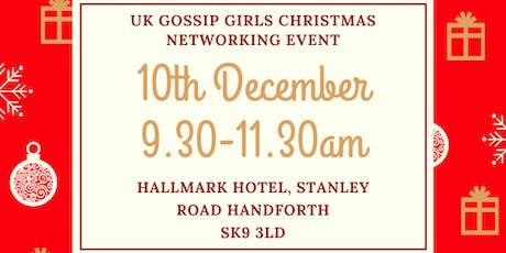 UK GOSSIP GIRLS CHRISTMAS NETWORKING EVENT AT HALLMARK HOTEL tickets