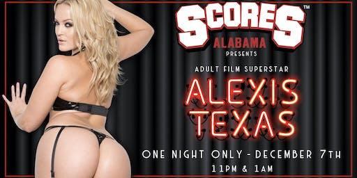 Alexis Texas at Scores Alabama