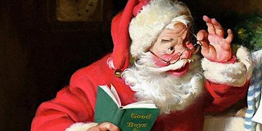 Father Christmas at Ordsall Hall