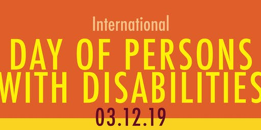 Tower Hamlets International Day of Persons with Disabilities  2019