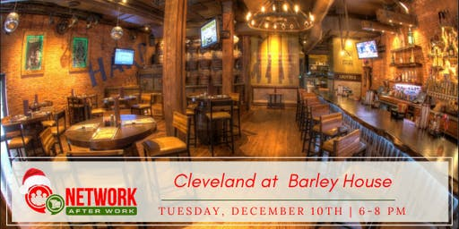 Network After Work Cleveland at Barley House