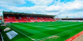 Lincoln City v Wrexham FA Youth Cup Second Round