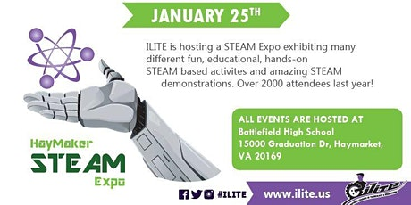 2020 PWC HayMaker STEAM Expo tickets