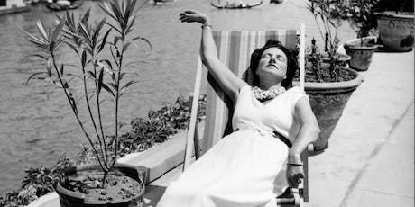 Peggy Guggenheim: from London to Venice - A documentary tickets