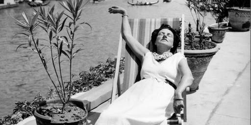 Peggy Guggenheim: from London to Venice - A documentary
