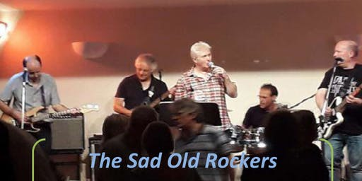 Fundraising Gig - The Sad Old Rockers