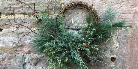 PYRUS wreath workshop at Custom Lane with Lovecrumbs! tickets
