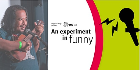 LOL-lab LIVE: An Experiment in Funny tickets