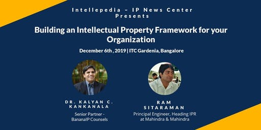 Building an Intellectual Property Framework for your Organization