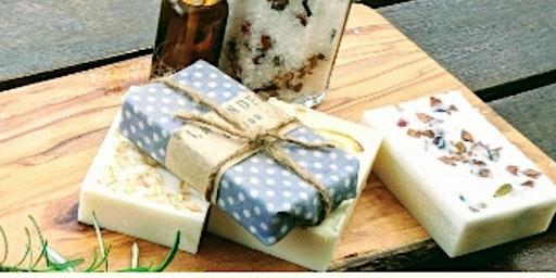 DIY Bees Wax Wraps Plus Bath Salts