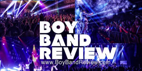 Boy Band Review at Firebar (Crystal Lake) tickets