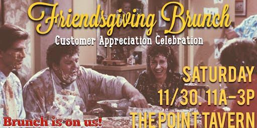 Four29 Friendsgiving Brunch for Customer Appreciation