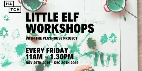 Little Elf Workshops tickets
