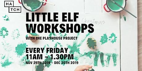 Little Elf Workshops tickets